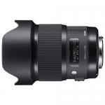 Объектив Sigma 20mm f/1.4 DG HSM A Nikon F