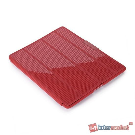 Чехол для планшета, Speck, iPad4/iPad3/iPad2, PixelSkin HD Wrap SPK-A1195, Красный