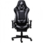 Игровое компьютерное кресло 1stPlayer FK3, Black/Gray