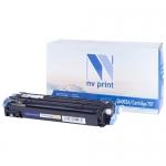 Картридж NV Print Q6002A/707 Yellow для HP и Canon