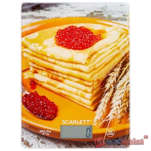 Кухонные весы SCARLETT SC KS57P45