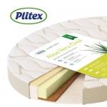 Матрас детский Plitex Aloe Vera Oval 125x65