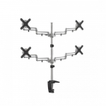 Стойка для 4 мониторов Delux DLDM-1305