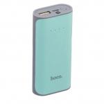 Мобильный аккумулятор Hoco. B21-5200, Cyan