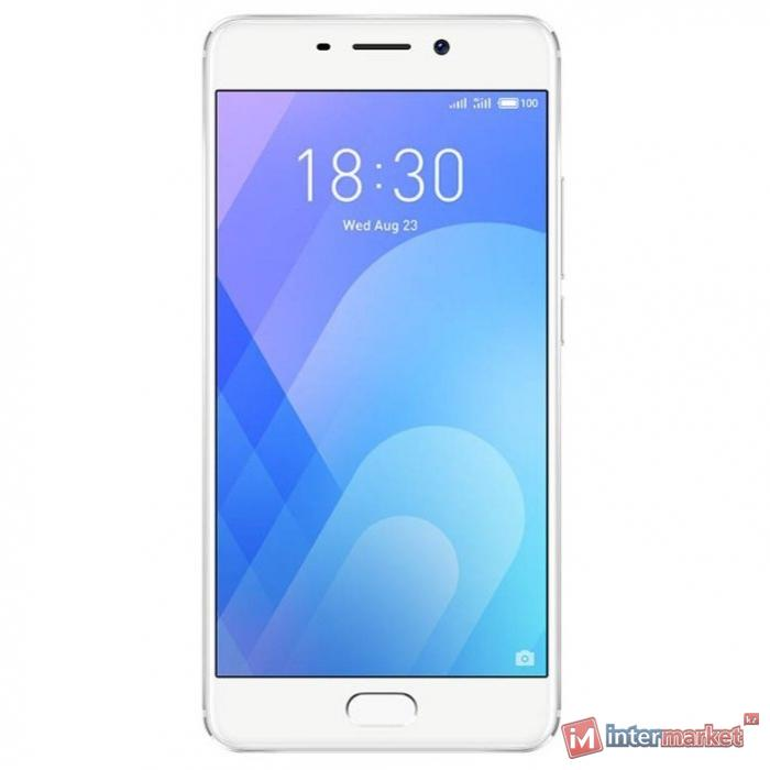 Смартфон Meizu M6 Note 3/32GB Silver-White