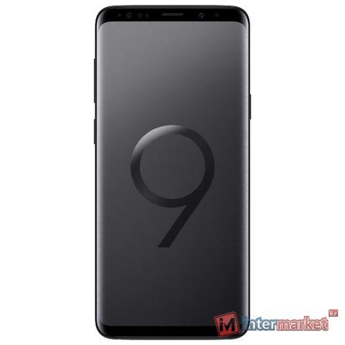 Смартфон Samsung Galaxy S9+ 64GB, Black