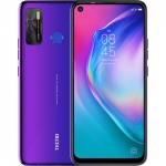 Смартфон Tecno Camon 15, 64Gb, Fascinating Purple (CD7)