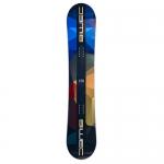 Сноуборд Stretch, оранж с синим, ростовка 150