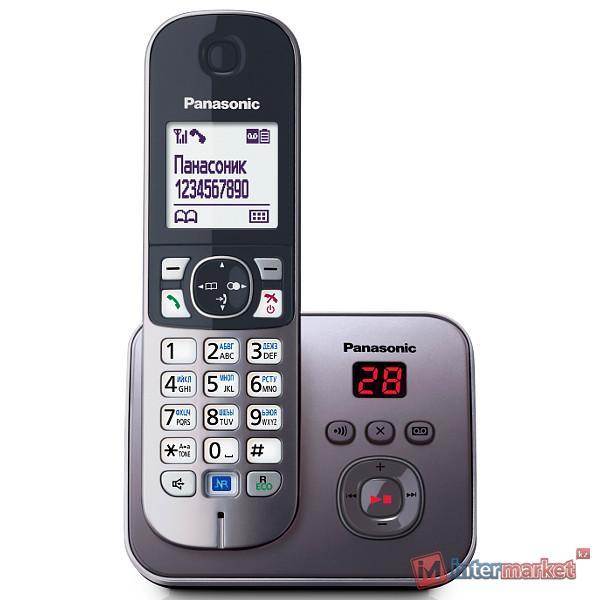 Радиотелефон Panasonic Dect KX-TG6821CAM