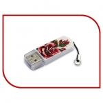 USB Флеш 16GB 2.0 Verbatim 049885 роза
