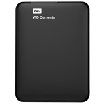 Жесткий диск WD Elements Portable WDBUZG0010BBK, Black